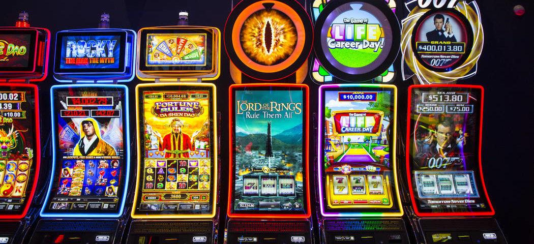 Slot machine, come si gioca con le slot machine